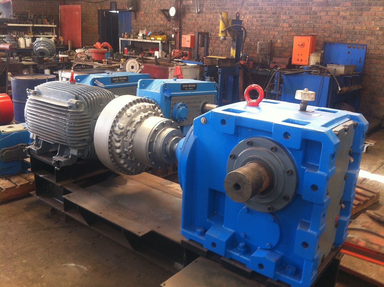 Conveyor Drives And Gearboxes Gilberts Mining